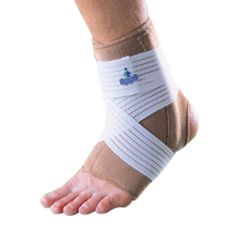 ANKLE SUPPORT - QMS Surgicals