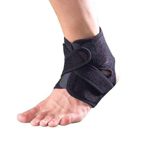 #1103 ADJUSTABLE ANKLE SUPPORT - QMS Surgicals