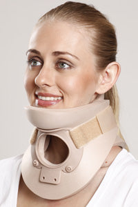 Cervical orthosis (Ethafoam) is used by the patients suffering from Cervical spondylitis, Cervical disc disease , Post operative care, Trauma First aid, post traction stablization.