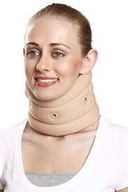 Tynor B-02 Cervical Collar Soft With Support is used for supporting, immobilizing or adjusting the neck in the flexion, extension, or hyperextension position.