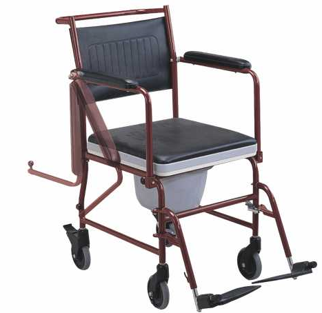 CC105 Commode Chair - QMS Surgicals