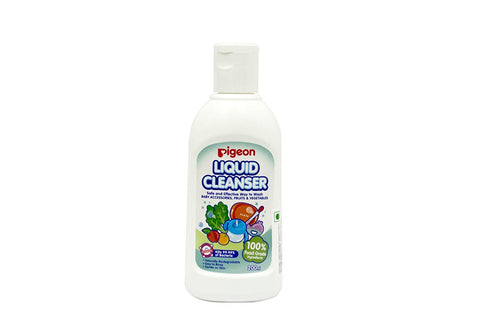 LIQUID CLEANSER FOR NURSING PRODUCTS