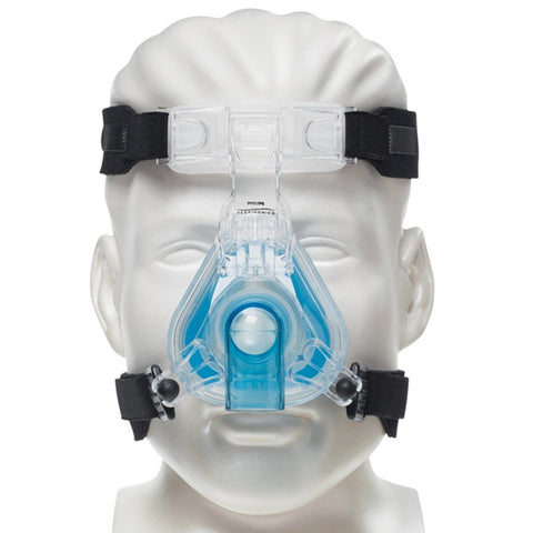 PHILIPS NASAL COMFORT GEL MASK (WHITE, SMALL)