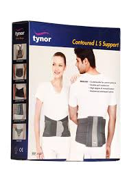 Tynor A-07 Contoured L.S. Support is scientifically designed to support and immobilize the lumbosacral region and correct the postural deformity to allay low back pain syndrome.