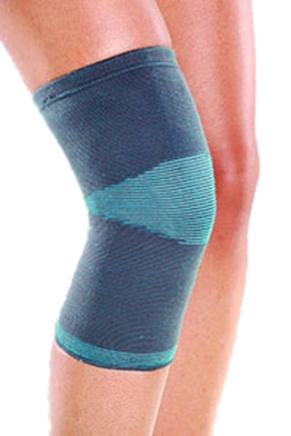 Tynor D-23 Knee Cap Comfeel is a next generation tubular product knitted on a 3-dimensional computer controlled circular looms to provide mild compression, warmth, and support to the knee joint. It is used to allay pain and inflammation, generally associated with old age, arthritis or injury.