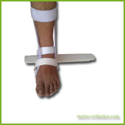 Static Foot Drop Splint With Detachable Bar - QMS Surgicals