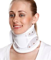 Tynor B-03 Cervical Collar Hard Adjustable is used for supporting, immobilizing or adjusting the neck in the flexion, extension, or hyperextension position.