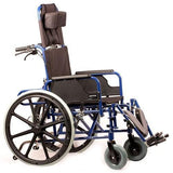 AURORA 4 WHEEL CHAIR - QMS Surgicals