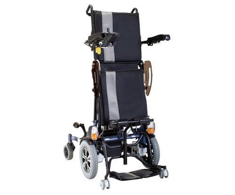 KP-80 WHEEL CHAIR - QMS Surgicals