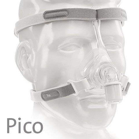 PHILIPS RESPIRONICS PICO NASAL MASK WITH HEAD GEAR (SMALL/MEDIUM)