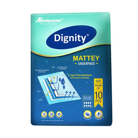 Dignity Mattey Under Pads