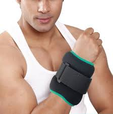 Tynor H01 Weight Cuff is great to use for more progressive rehabilitation which includes training and strengthening of muscles