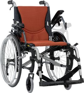 S305 WHEEL CHAIR - QMS Surgicals