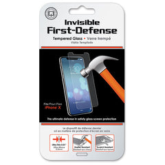 Invisible First-Defense