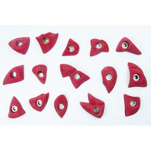 shark teeth climbing grips
