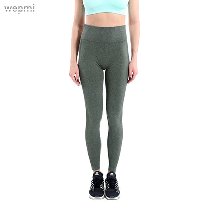 Womens High Waisted Classic Solid Color