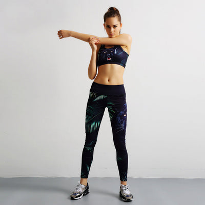 2pc Sports Set Leggings