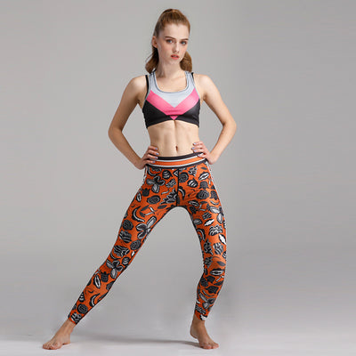 Fancy Printed Leggings