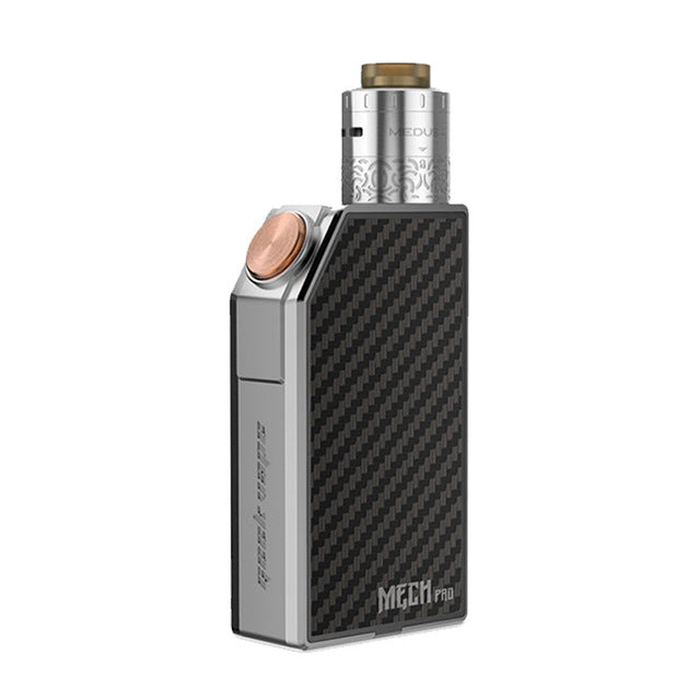 GeekVape MECH Pro Kit with 3ml Medusa RDTA Tank
