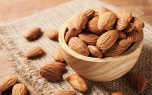 Almond - The Ultimate Key Element For Health Nourishment.