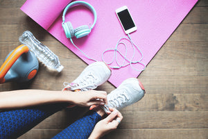 10 songs to hype you up and keep you motivated throughout your workout and your day!