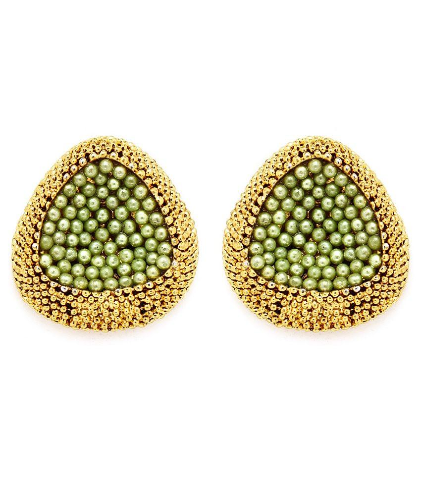 Sukkhi Divine Gold Plated Earring For Women