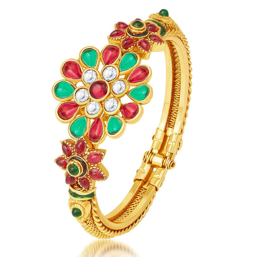 Sukkhi Angelic Gold Plated Kada