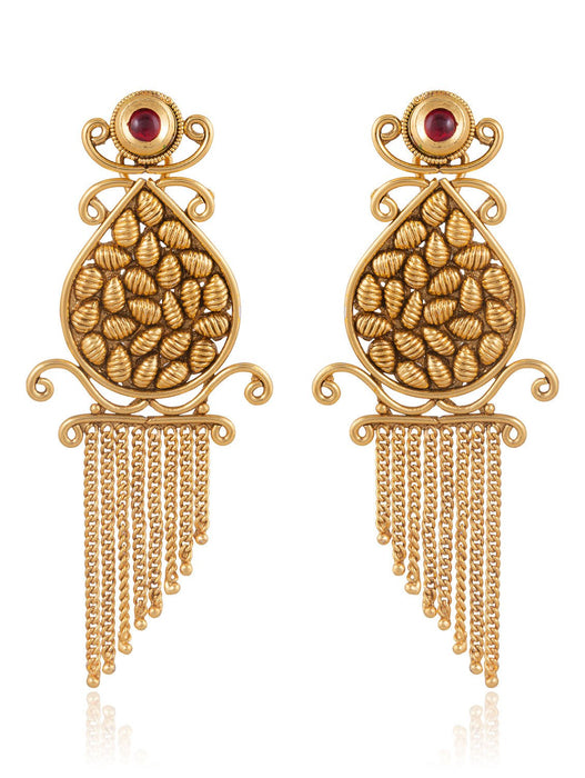 Sukkhi Exotic Gold Plated Earring For Women