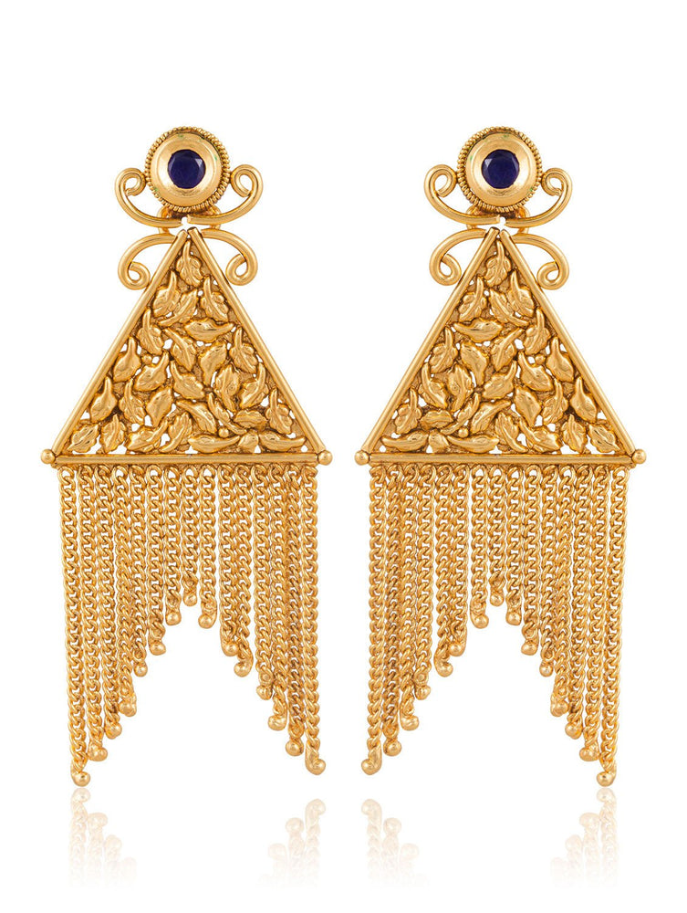 Sukkhi Classy Gold Plated Earring For Women