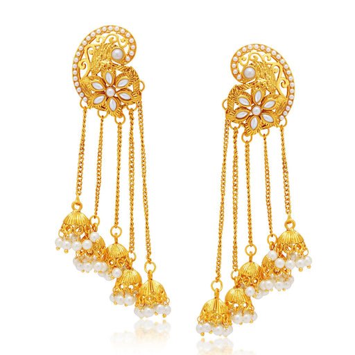 Sukkhi Excellent Kairi Gold Plated Earring For Women