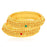 Sukkhi Alluring Gold Plated Bangle Set for Women