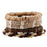 Sukkhi Exquisite Adjustable Leather Multi Colour Bracelet for Men