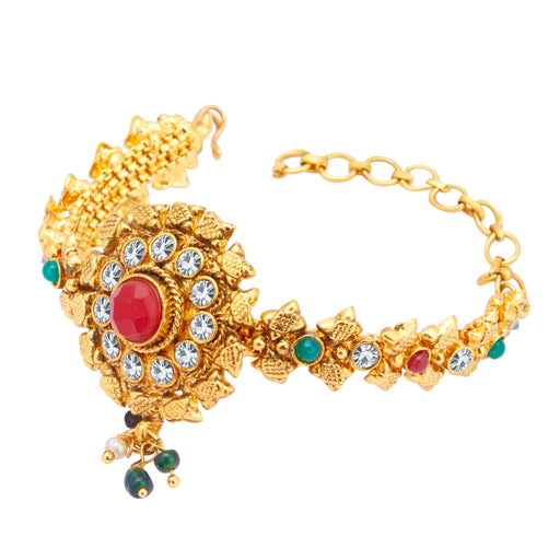 Sukkhi Lavish Gold Plated Bajuband For Women