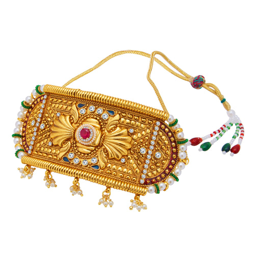 Sukkhi Gorgeous Gold Plated Bajuband For Women