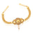 Sukkhi Modish Gold Plated LCT Stone Bajuband For Women