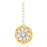 Sukkhi Delightly Gold Plated Borla For women