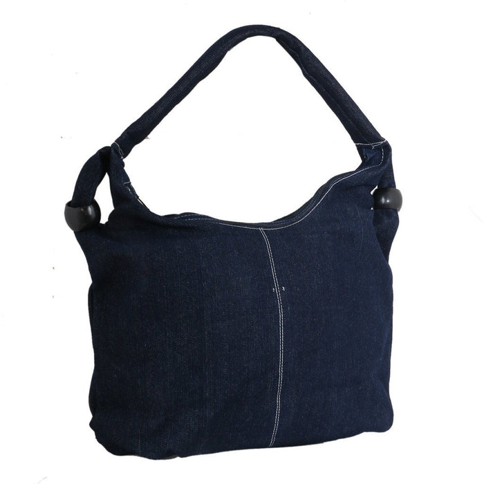 Sukkhi Unique Blue Shoulder Handbag