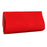 Sukkhi Designer Red and White Clutch Handbag-1