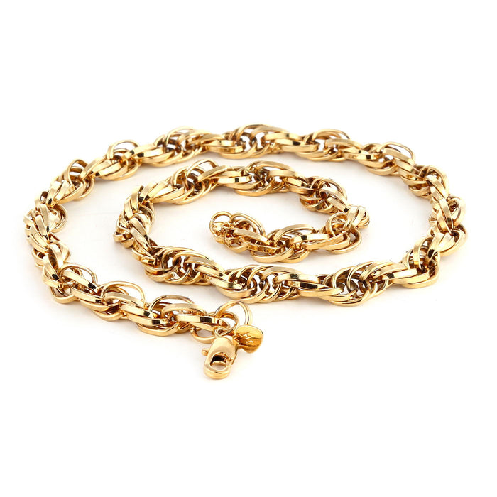 Sukkhi Fancy Gold plated Rope Chain For Men
