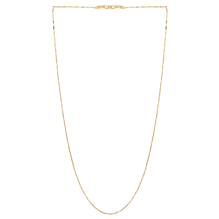 Sukkhi Exotic Gold Plated Unisex Link chain