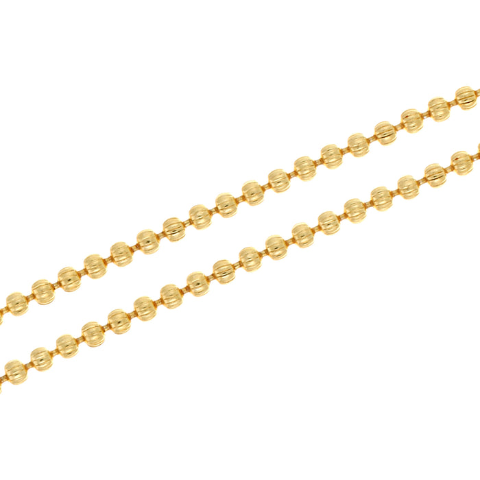 Sukkhi Marvellous Gold Plated Unisex Ball chain