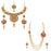 Trushi Fashionable Combo Of 2 Necklace Earring Set For Women