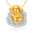 Sukkhi Classic Gold Plated Pendant Combo Set For Women