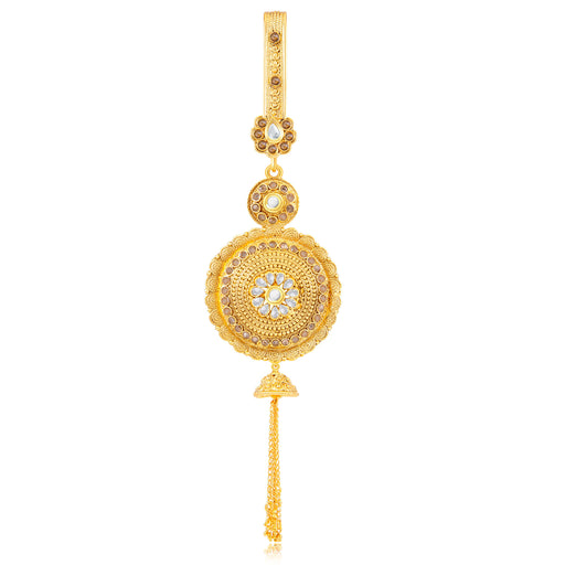 Sukkhi Lavish Gold Plated Chabi Challa For Women
