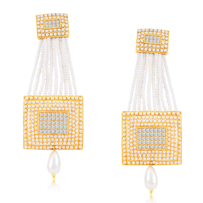 Sukkhi Pleasing Long Dangler Earring for Women