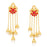 Sukkhi Classy Gold Plated Zhumki Earring for Women