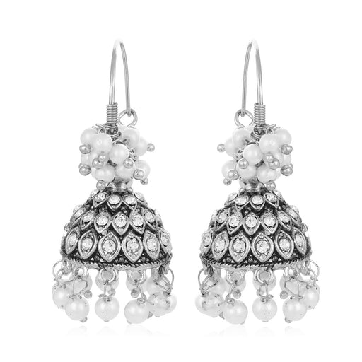 Sukkhi Dazzling Oxidised Earring for Women