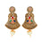 Sukkhi Eye Catching Pearl Gold Plated Earring for Women