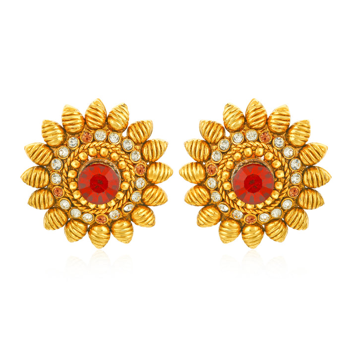Sukkhi Attractive Gold Plated Stud Stud for Women