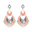 Sukkhi Antique Oxidised Chand Bali Earring for Women